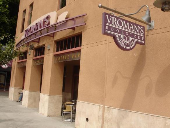 vromans bookstore
